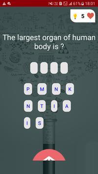 Life Science Quiz screenshot 5