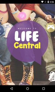 Life Central poster