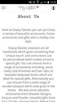 Oopsy Daisies apk screenshot