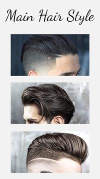 Men Hairstyles - Hair Changer screenshot 4