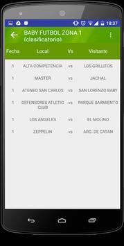 Liga BA apk screenshot