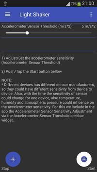Light Shaker screenshot 1