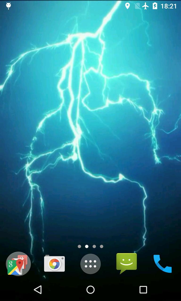 Lightning Video Live Wallpaper For Android Apk Download