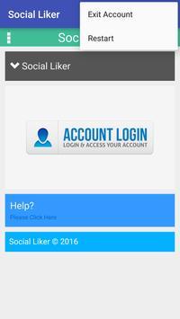 Social Liker 截圖 2