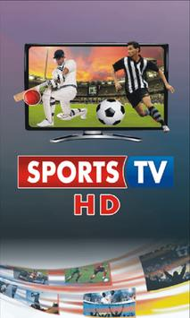 SPORTS TV-HD poster