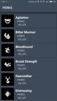 LLT:Guide for Dead by Daylight apk screenshot