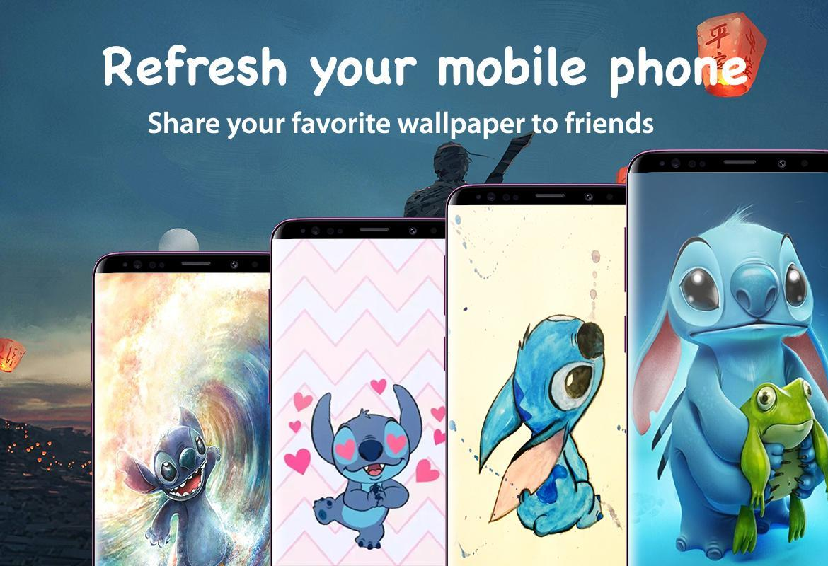 Lilo And Stitch Wallpapers Hd 4k For Android Apk Download