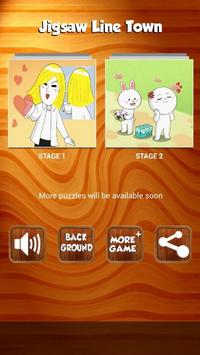 Jigsaw For Line Town poster