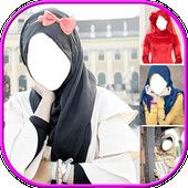 Hijab Photo Montage icon