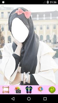 Hijab Photo Montage poster