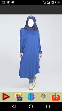 Hijab Photo Montage apk screenshot