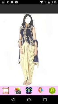 Women Dhoti Fashion screenshot 14