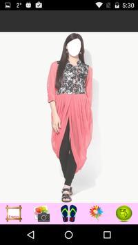 Women Dhoti Fashion screenshot 2