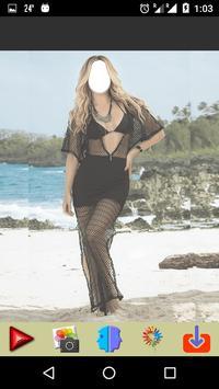 Women Dress Fashion - Black Color screenshot 4