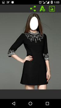 Women Dress Fashion - Black Color screenshot 6