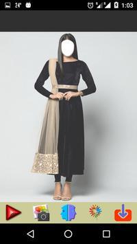 Women Dress Fashion - Black Color screenshot 11