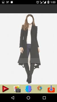 Women Dress Fashion - Black Color screenshot 2