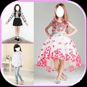 Baby Girls Dress Fashion icon