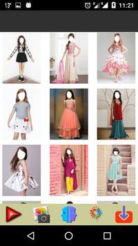 Baby Girls Dress Fashion poster