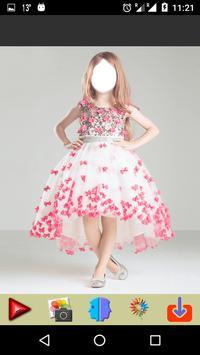 Baby Girls Dress Fashion screenshot 2