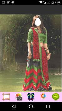 Ghagra Choli Photo Montage apk screenshot