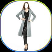 Women Long Coat Photography icon
