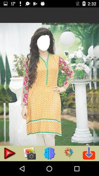 Women Knee Length Kurti poster
