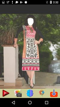 Women Knee Length Kurti screenshot 2