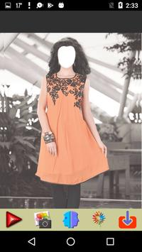 Women Knee Length Kurti screenshot 3