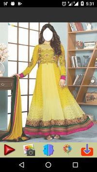 Mehndi Dress Fashion poster