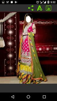 Mehndi Dress Fashion screenshot 14