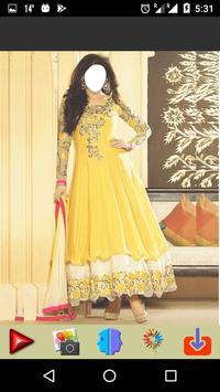 Mehndi Dress Fashion screenshot 1