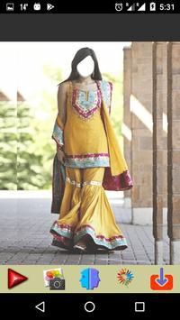 Mehndi Dress Fashion screenshot 2