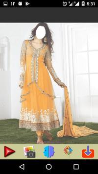 Mehndi Dress Fashion screenshot 4