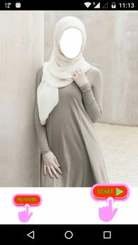Summer Hijab Montage poster