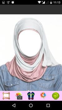 Summer Hijab Montage apk screenshot