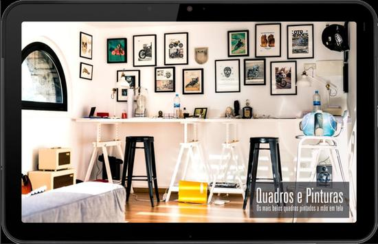 Quadros e Pinturas apk screenshot