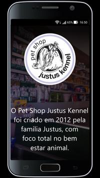 Pet Shop Justus Kennel poster