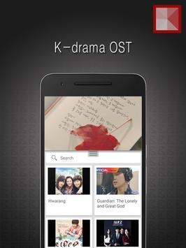 K-drama OST Soundtrack poster