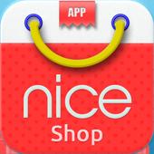 App NiceShop icon