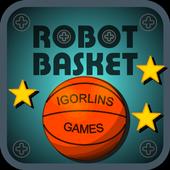 Basketball Robot Lins icon