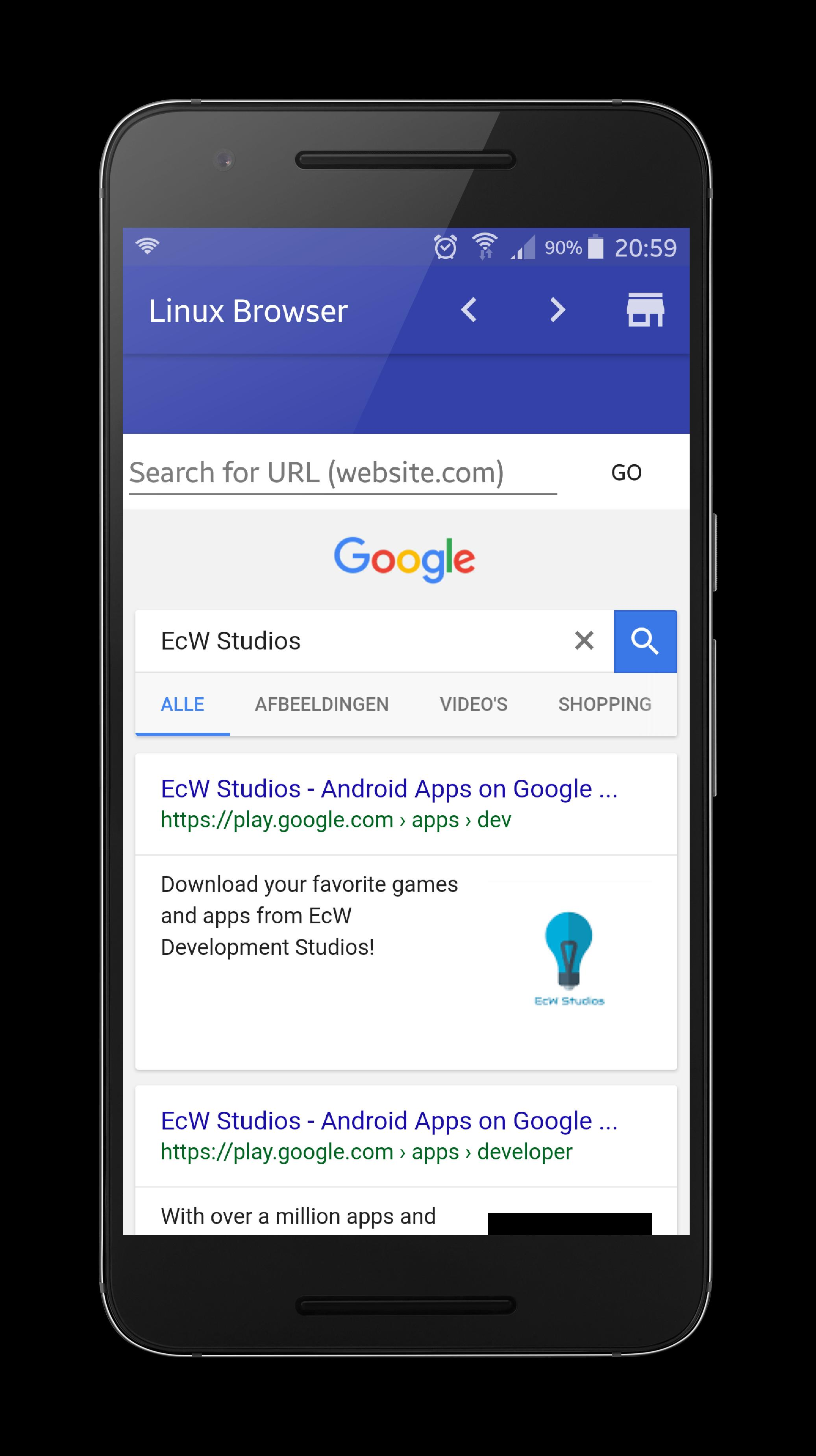 Linux - Private Browser for Android - APK Download