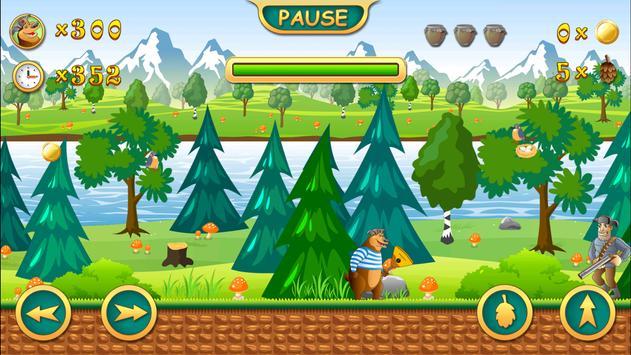 Angry Bear - Platformer screenshot 4