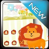 Icona Lion Anime Theme