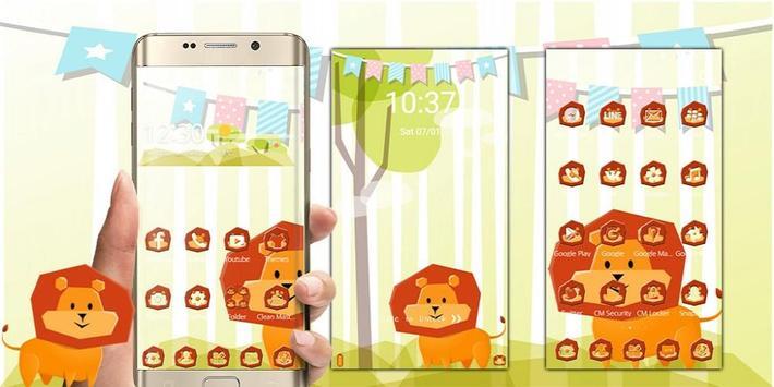 3 Schermata Lion Anime Theme