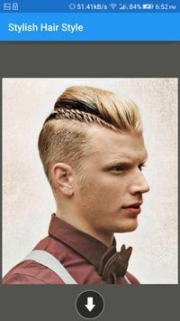 Stylish Hair Style for Men screenshot 3