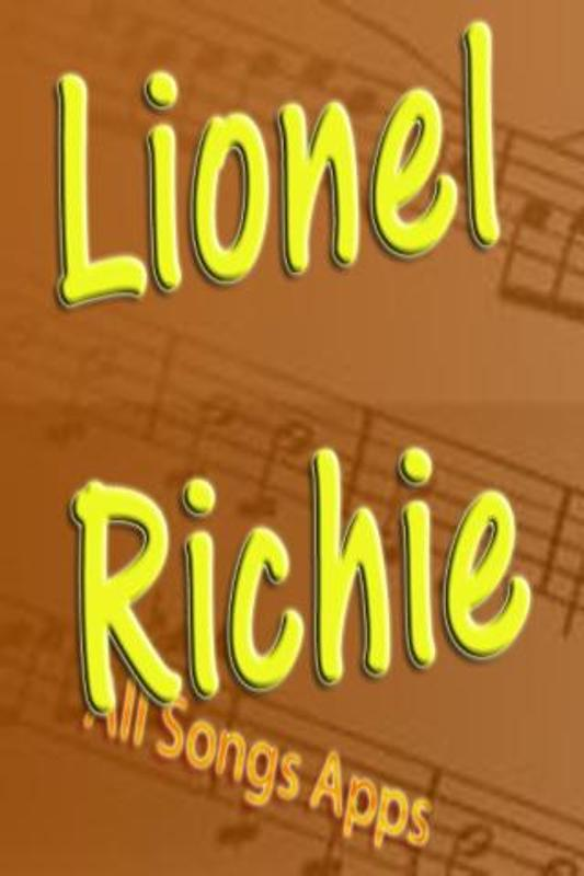 i want to download lionel richie songs