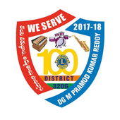 Lions District 320G icon