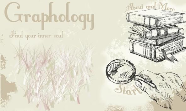Graphology poster