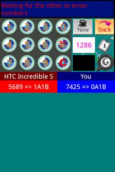 1A2B Brainstorming Game screenshot 19